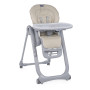 Chaise haute Chicco Polly Magic Relax Beige