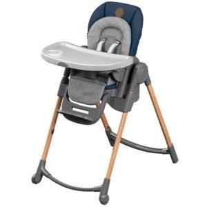 Chaise haute Maxi Cosi Minla EssentialBLue