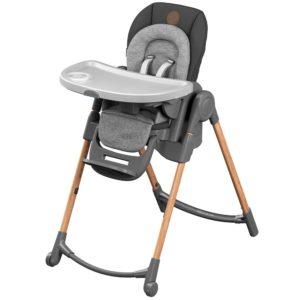 Chaise haute Maxi Cosi Minla Graphite