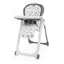 Chaise haute Polly Progres5 Grey