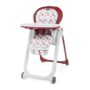 Chaise haute Polly Progres5 Red