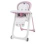Chaise haute Polly Progres5 pink