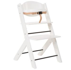 Chaise haute Treppy blanc