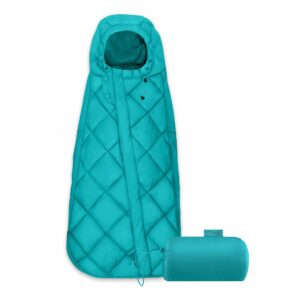 Chancelière Cybex Snooga Mini River Blue