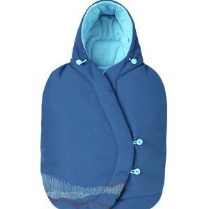Chancelière Maxi-Cosi Pebble Frequeny Blue
