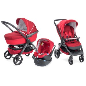 Chicco Trio Style Go Red Passion