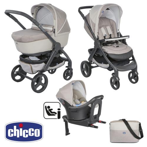 Chicco Trio StyleGo Up i-Size Beige