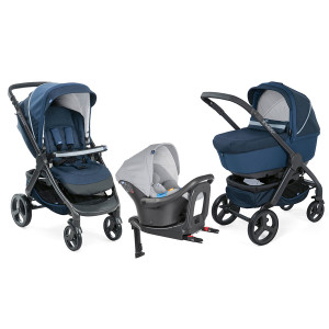 Chicco Trio StyleGo Up i-Size Blue Passion