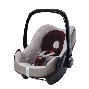Housse été Maxi-Cosi Pebble Cool Grey