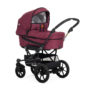 Landau Emmaljunga Ede Duo S Competition Eco Red