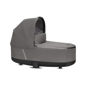 Lux Cot Cybex Priam Manhattan Grey