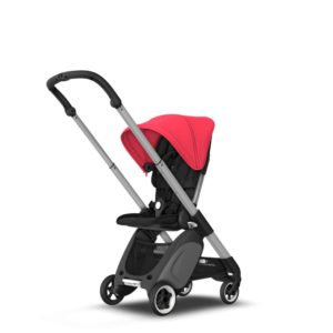 Poussette Bugaboo Ant alu-rouge