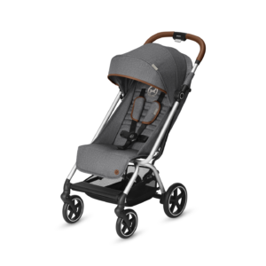Poussette Cybex Eezy S+ Denim Manhattan Grey