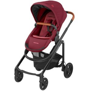 Poussette Maxi cosi Lila CP Essential Red