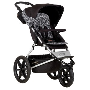 Poussette Mountain Buggy Terrain Graphite