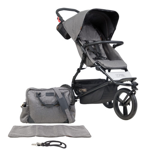 Poussette Mountain Buggy UJ Herringbone