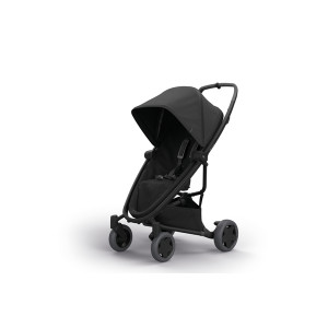 Poussette Quinny Zapp Flex Plus Black on Black