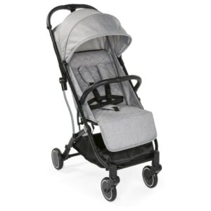 Poussette canne Chicco TrolleyMe Gris