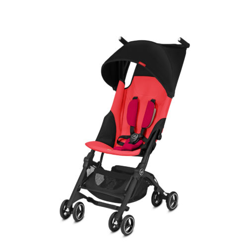 Poussette canne GB Pockit+ Cherry Red