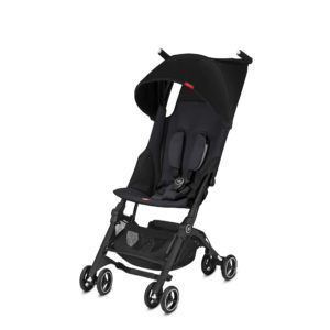 Poussette canne GB Pockit+ Satin Black