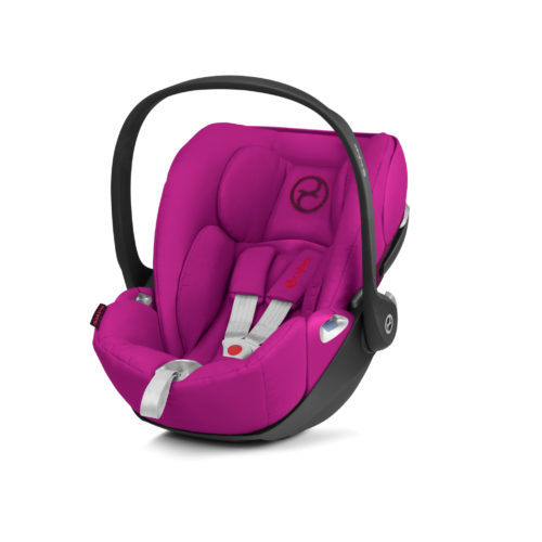 Siège auto Cybex Cloud Z-I Size Passion Pink