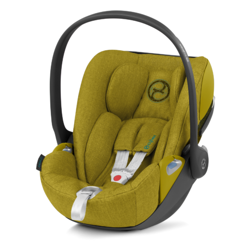 Siège auto Cybex Cloud Z I-Size Plus Mustard Yellow