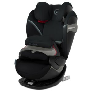 Siège auto Cybex Pallas S-Fix Deep Black