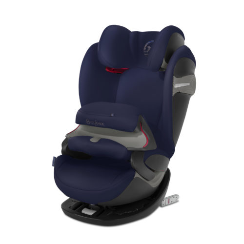 Siège auto Cybex Pallas S-Fix Denim Blue