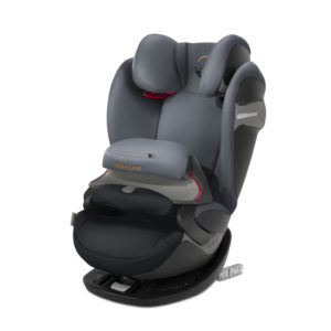 Siège auto Cybex Pallas S-Fix Pepper Black