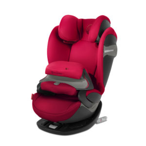Siège auto Cybex Pallas S-Fix Rebel Red