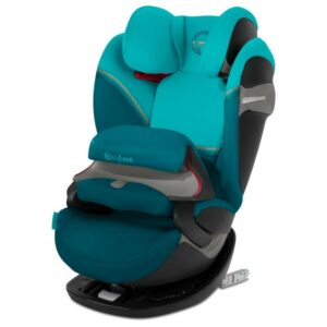 Siège auto Cybex Pallas S-Fix River Blue