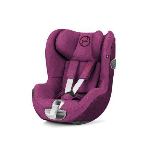 Siège auto Cybex Sirona Z I-Size Plus Pink Passion