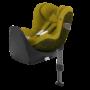 Siège auto Cybex Sirona Zi I-Size Plus Mustard Yellow