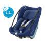 Siège auto Maxi-Cosi Coral Essential Bleu1