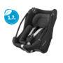 Siège auto Maxi-Cosi Coral Essential Black1