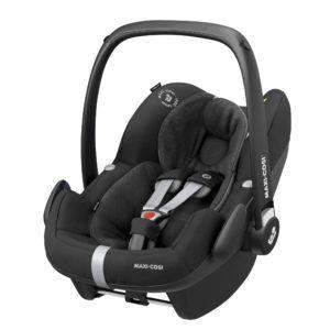 Siège-auto-Maxi-Cosi-Pebble-Pro-I-Size-Essential-Black