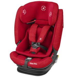 Siège auto Maxi Cosi Titan Pro Nomad Red