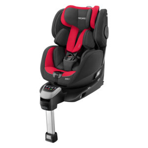 Siège auto Recaro Zero.1 Racing Red