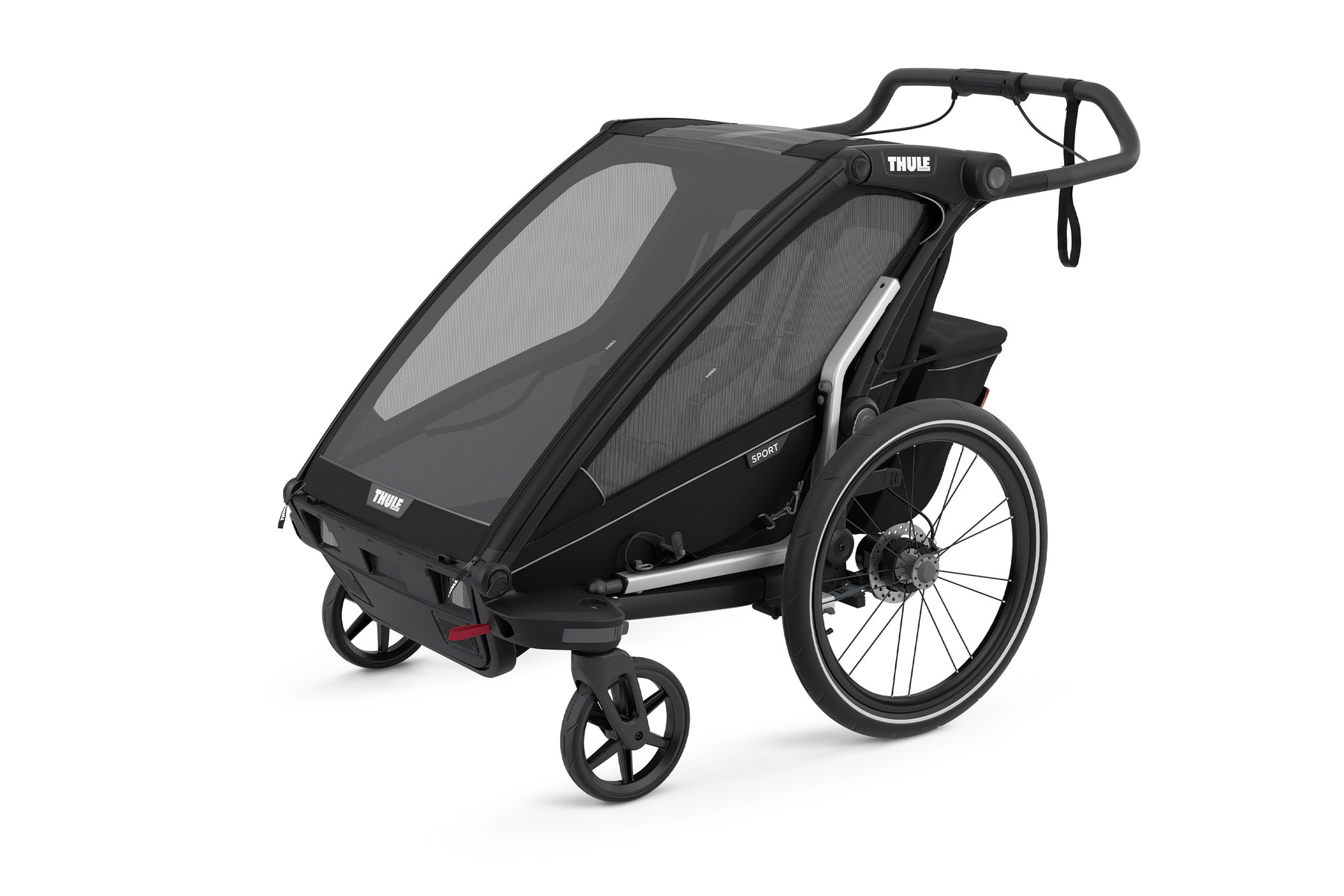 Thule Chariot Sport 2 Black on Black1
