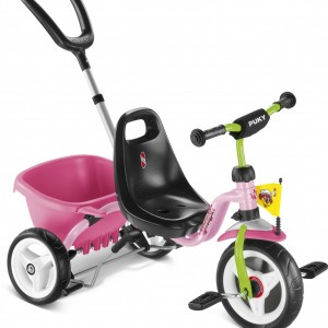 Tricycle Puky CAT1S RoseKiwi