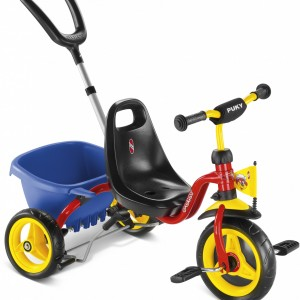 Tricycle Puky CAT1S rouge