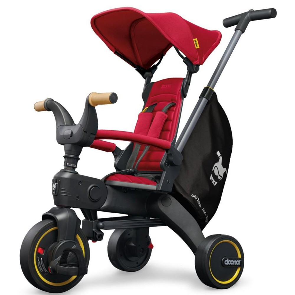 Tricyle Liki Trike S5 Flame Red