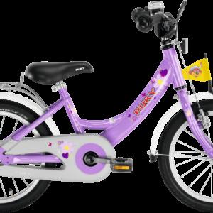 Vélo Puky ZL16 Alu mauve